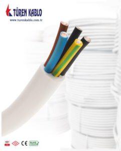 H05VV-F 300/500 V Flexible Cables